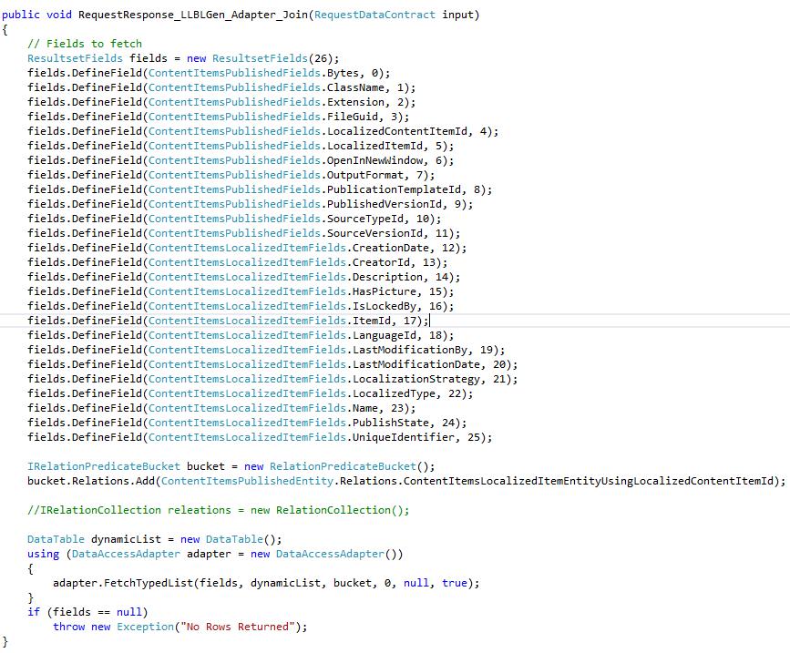 ORM_JoinLLBLGenAdapterCode